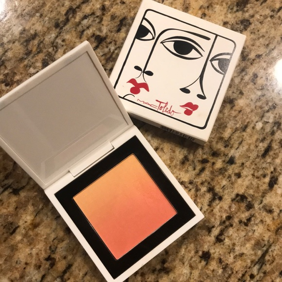 MAC Cosmetics Other - MAC Limited Edition Toledo Blush